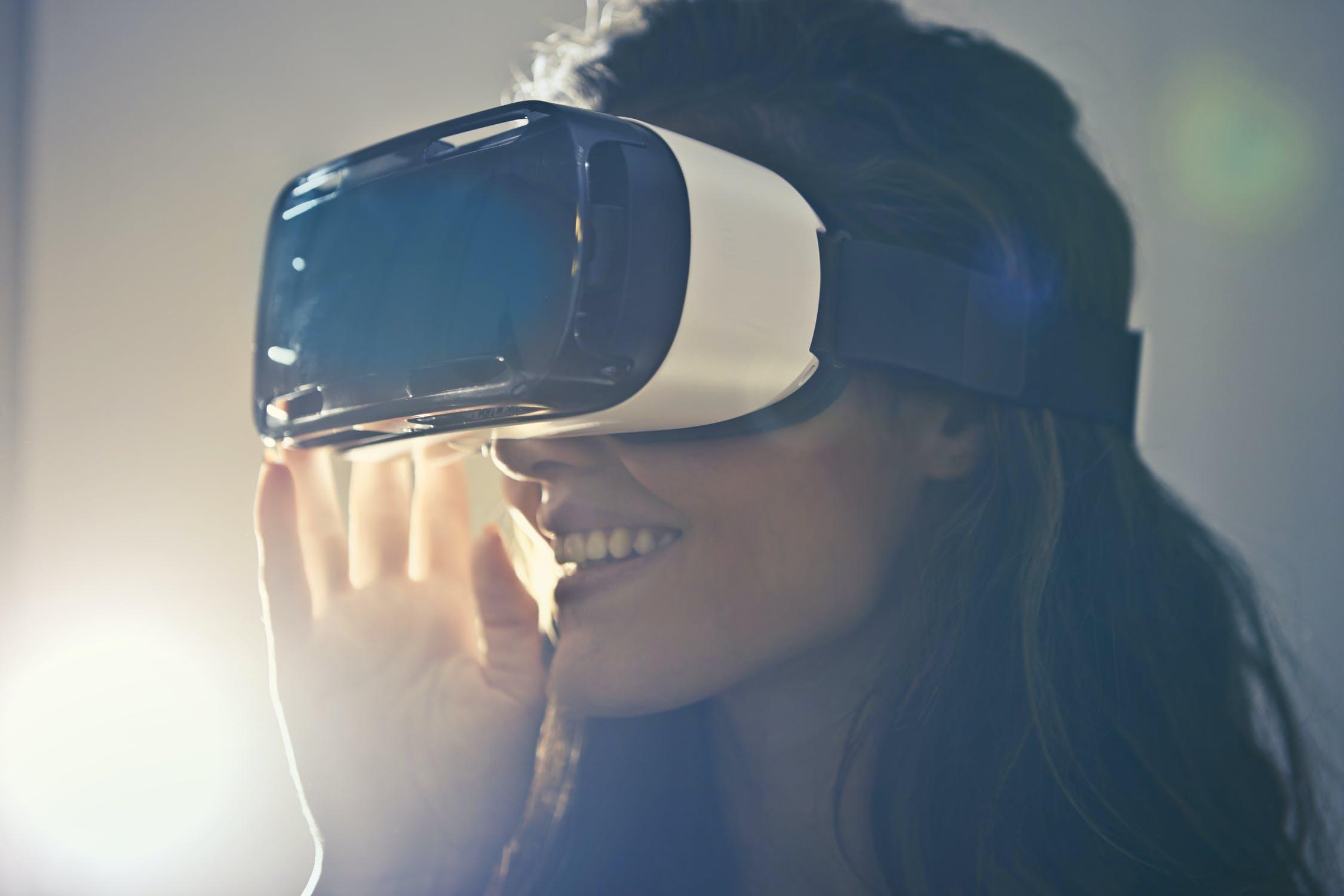 Ta underhållningen till nästa nivå med VR